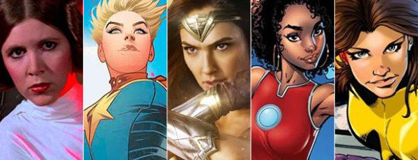 Five Superheroines that Inspire Fans | Fandomania