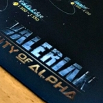Contest: Win a Giant Valerian: City of Alpha Mouse Pad!