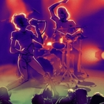 Parks and Spirit Kid in This Week's Rock Band DLC