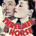 Contest: Win Three Men on a Horse on DVD!