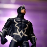 Classic Marvel Figurines Black Bolt