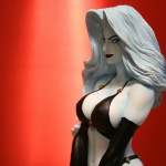 CS Moore's Lady Death Statue