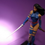 Classic Marvel Figurines Psylocke