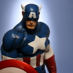 Bowen Designs Captain America Classic Statue