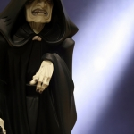 Emperor Palpatine Animated Maquette