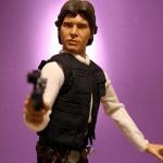 Han Solo Tatooine Smuggler 12″ Figure