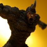 Classic Marvel Figurines Rhino