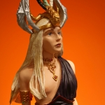 Song of Ice and Fire Daenerys Targaryen Bust