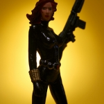 Classic Marvel Figurines Black Widow