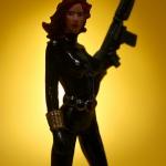 Classic Marvel Figurines Black Widow