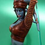 Star Wars Aayla Secura Bust
