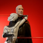 Star Wars Asajj Ventress and Count Dooku Statue