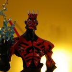 Star Wars Darth Maul Animaquette