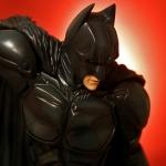 The Dark Knight Batman Statue By Kotobukiya