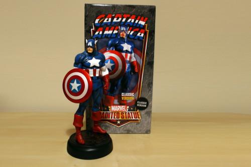 Bowen Designs Captain America Classic Statue 001