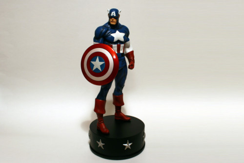Bowen Designs Captain America Classic Statue 002