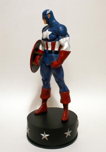 Bowen Designs Captain America Classic Statue 003