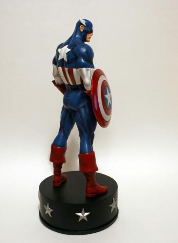 Bowen Designs Captain America Classic Statue 005