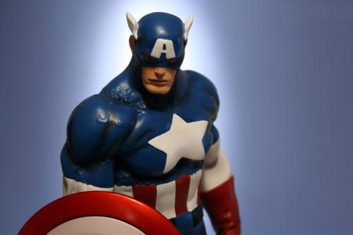 Bowen Designs Captain America Classic Statue 008