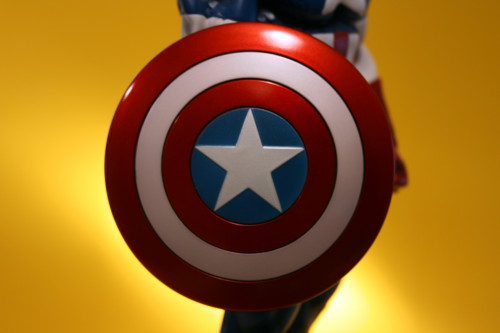 Bowen Designs Captain America Classic Statue 009