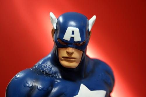 Bowen Designs Captain America Classic Statue 010