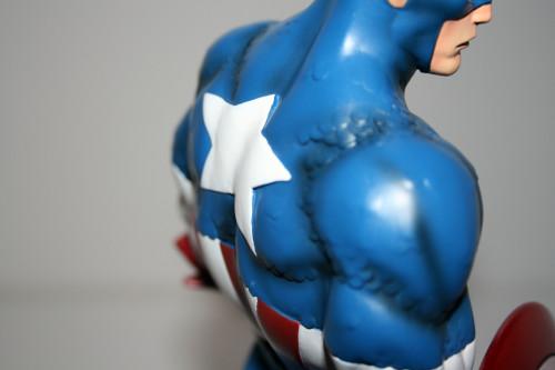 Bowen Designs Captain America Classic Statue 014