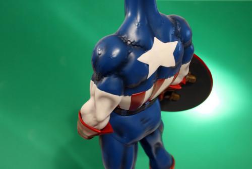 Bowen Designs Captain America Classic Statue 015