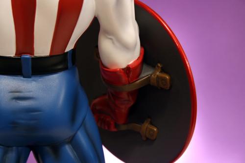 Bowen Designs Captain America Classic Statue 016