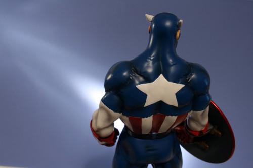 Bowen Designs Captain America Classic Statue 017
