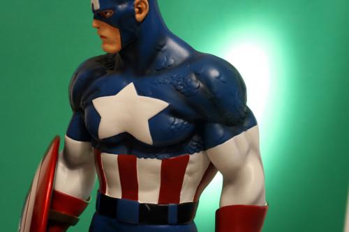 Bowen Designs Captain America Classic Statue 018