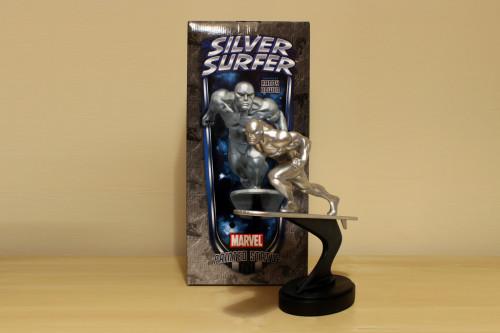 Bowen Designs Silver Surfer 2008 Statue 001