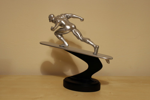 Bowen Designs Silver Surfer 2008 Statue 003