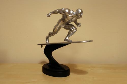 Bowen Designs Silver Surfer 2008 Statue 005