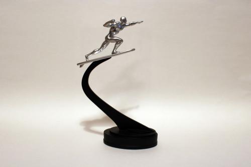 Bowen Designs Silver Surfer Galactus Scale Statue 006