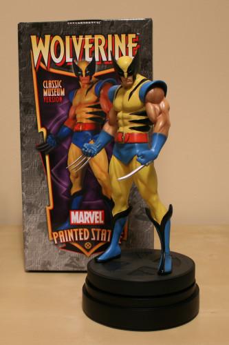 Bowen Wolverine Classic Museum Statue 001