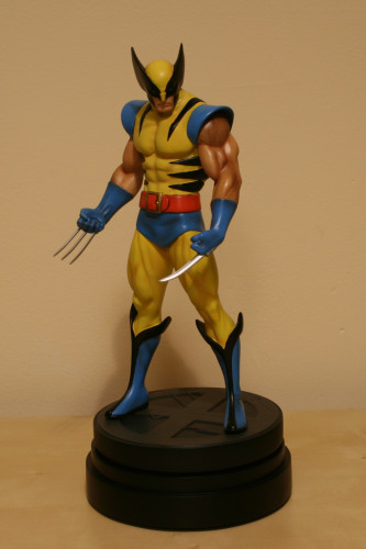 Bowen Wolverine Classic Museum Statue 002
