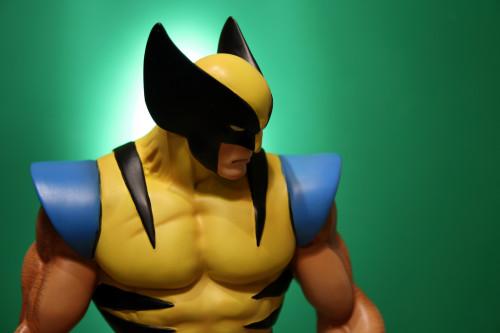 Bowen Wolverine Classic Museum Statue 006