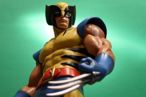 Bowen Wolverine Classic Museum Statue 009