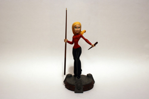 Buffy the Vampire Slayer Tooned Up Animated Maquette 002