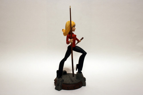 Buffy the Vampire Slayer Tooned Up Animated Maquette 005