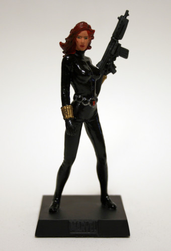Classic Marvel Figurines Black Widow 001