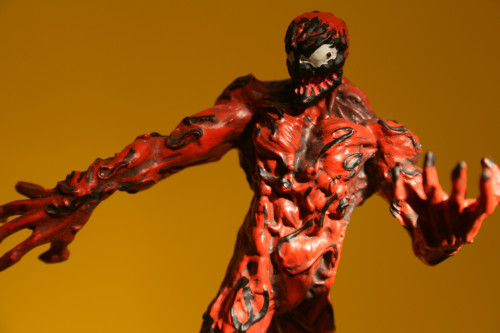 Classic Marvel Figurines Carnage 005