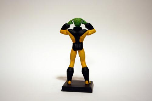 Classic Marvel Figurines Leader 003