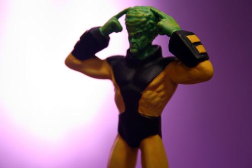 Classic Marvel Figurines Leader 005