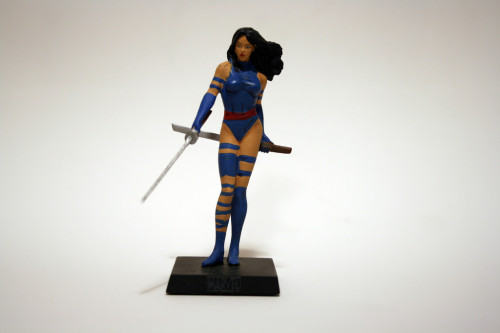 Classic Marvel Figurines Psylocke 001