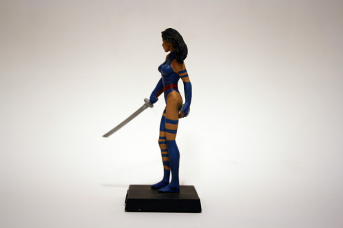 Classic Marvel Figurines Psylocke 002