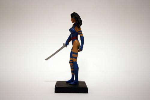 Classic Marvel Figurines Psylocke 002