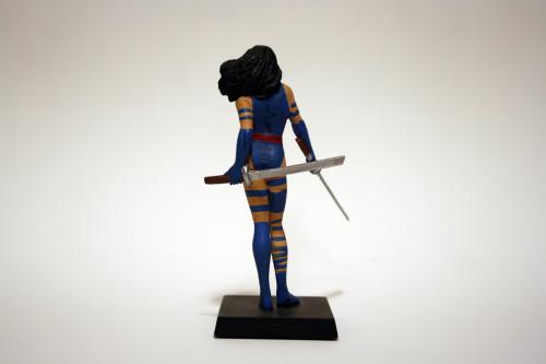 Classic Marvel Figurines Psylocke 003