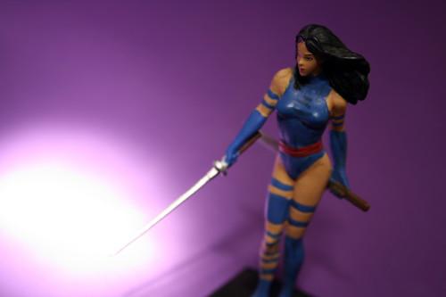 Classic Marvel Figurines Psylocke 008
