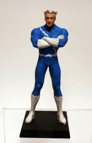Classic Marvel Figurines Quicksilver 001